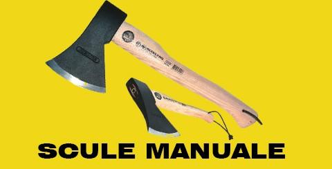 Scule manuale